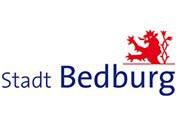 Logo von Stadt Bedburg, Kunde unserer Werbeagentur aus Essen