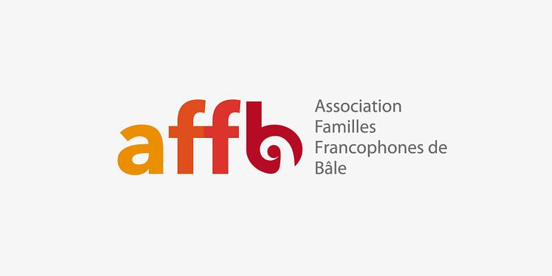 affb Association Familles Francophones de Bale logo erstellung