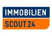 Logo von Immobilienscout, Kunde unserer Werbeagentur Essen