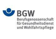 Logo von BGW Berufsgenossenschaft für Gesundheitsdienst und Wohlfahrtspflege, Kunde unserer Werbeagentur aus Essen