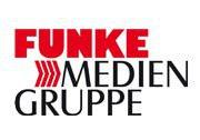 Logo von der Funke Medien Gruppe, Kunde unserer Werbeagentur aus Essen