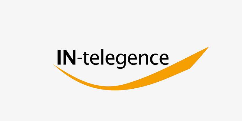In-telegence logo erstellung