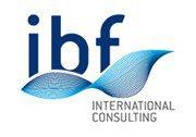 Logo von ibf, Kunde unserer Werbeagentur in Essen