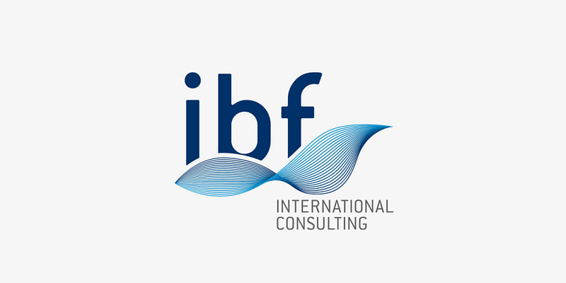 ibf International consulting logo erstellung
