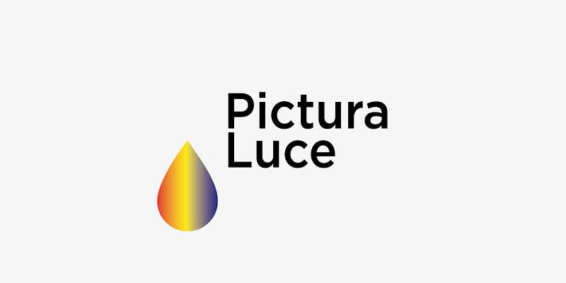 pictura luce logo erstellung